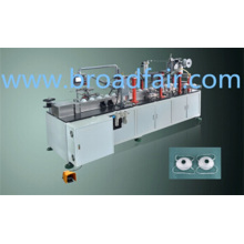 Cup Mask Making Machine (Aluminum Nose Wire Pasting & Head Loop Angle Welding& Pad Printing& Hole Punching) (BF-23 SAU)