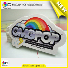 China supplier epoxy sticker printing and printing sticker