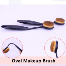 Brosse à dents Style Facial Cleaning Single Oval Makeup Brush