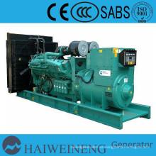 Generador diesel trifásico 500kva del fabricante del generador diesel