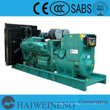 Shangchai Generator electric power from 50Kva to 500Kva