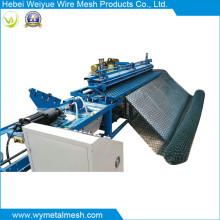 Máquina de cerca de elo de corrente revestida de PVC