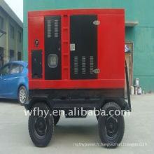 Meilleur prix! 50KW Trailer Diesel Generator