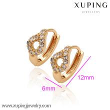 (29316) Xuping imitation bijoux boucles d'oreilles de haute qualité