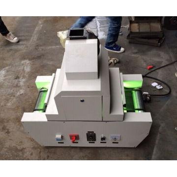 Kleine Tischplatte Siebdruck UV-Härtung Maschine