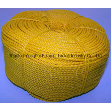Corde PE jaune