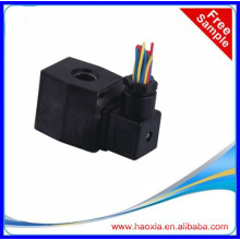 2W Serie Solenoid Coil AC220V für DIN Stecker