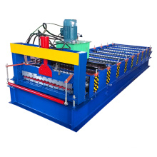 Hebei Xinnuo 850 roof panel corrugated iron sheet making machine