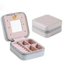 alta qualidade caixa de conjuntos de jóias portátil