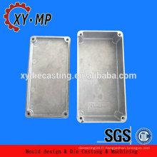 ISO9001 Company High Density Aluminum communication Parts Die Cast zinc hardware