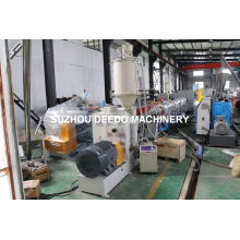 Plastic PP PE Pipe Winding Machine