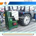 Machine pré-élagage hydraulique de vigne de raisin, tracteur monté