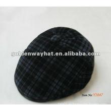 Ivy Scally Hat sombrero de hiedra plana para hombres