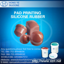 Pad Printing Silicon Rubber Products