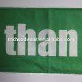 novelty polyester print woven football scarf