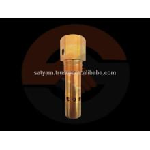 Standard- oder Nicht-Standard-Bass-Rückschlagventil für Luft-, Gas- und Wassermedien