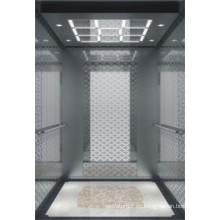 Elevador de pasajeros de alta velocidad con sala de máquinas pequeñas