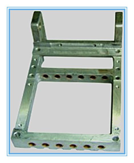 6 needle frame