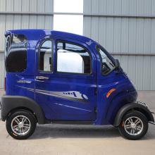 vierrädriger elektrischer Lastwagen