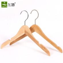 компактный бутик из натурального дерева вешалка для женской одежды