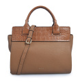 Echtes Leder Daily To Business Bags Damen Aktentasche