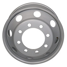 235 steel wheels with silver color