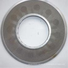 Rede de arame de aço inoxidável do filtro / rede de arame holandesa