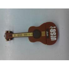 2016 Ept Wooden Guitar Shape USB Flash Drive