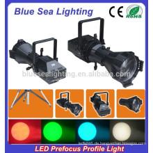 Hotsale 200W LED weiß / 4IN1 prefocus Profil Spot LED Spot Licht