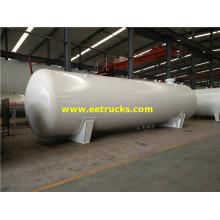 50000 litres de réservoirs de propylène horizontaux de 20 tonnes