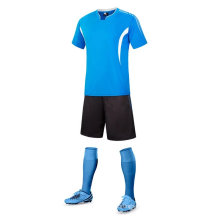 2017 горячая распродажа дизайн оптовая воздухопроницаемый футбол равномерное футбол Джерси для мужчин