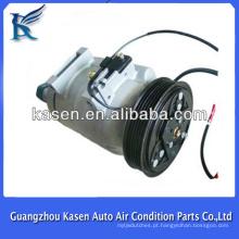 Novo modelo DCW17B ar condicionado compressor polia
