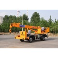 SHACMAN M3000 8x4 16.0 tons straight arm truck mounted crane