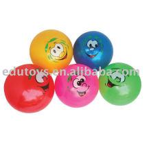 Bola de plástico de salto de expresión de bola de PVC