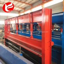 6-meter sheet metal hydraulic roof plate bending machine