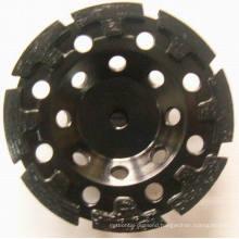Double Rows Cup Wheel Diamond Tools-Grinding Wheel - 6