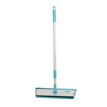 Best Sell In China Pad Aluminum Long Microfiber Steel Pole Flat Mop