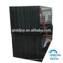 alta qualidade 15mm dobrado / curvado segurança vidro temperado m2 preço