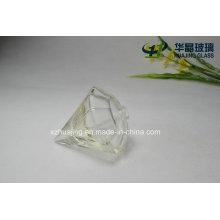100ml Empty Diamond Shaped Perfume Glass Bottle