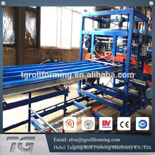 High frequency automatic eps panel sandwich machine eps panel production line