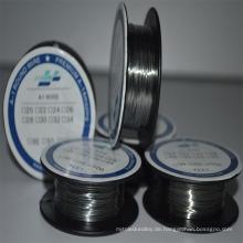 Hersteller Großhandel elektronische Zigaretten Zerstäuber auf importierten Materialien mit Kern Fecral Draht DIY Hitze Draht eine Vielzahl