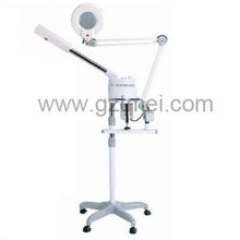 :2 in 1 vapour machine facial steamer with stand