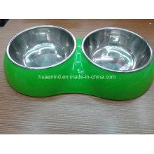 Double Pet Bowl, Bowling pour chien