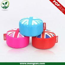 Европейский флаг Jack flag круглый стул, сумка из кубической цепочки