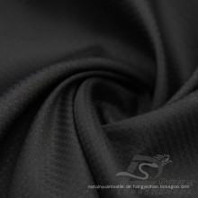 Wasser & Wind-resistent Outdoor Sportswear Daunenjacke Woven Jacquard 100% Polyester Filament Gewebe (J015)