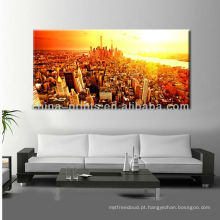 Alta Qualidade Moderna Imagem Da Construção Impressão em tela esticada para decoração da parede Arte