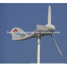 Multifunctional 150W horizontal axis 12v wind generator
