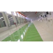 Plant high-strength epoxy resin coating floor