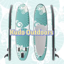OEM Water Sports Aerated SUP Boards stand up paddle board inflatable for sale