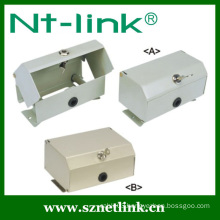 telephone distribution box for 10 pairs profile module